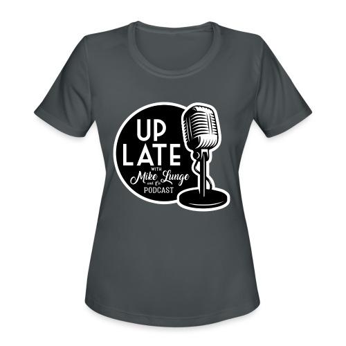 Logo - Women's Moisture Wicking Performance T-Shirt