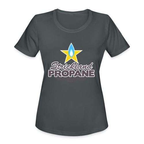 Strickland Propane Mens American Apparel Tee - Women's Moisture Wicking Performance T-Shirt