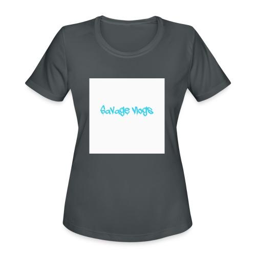 BBE7B1B4 6044 42AF A152 48208328D2C8 - Women's Moisture Wicking Performance T-Shirt