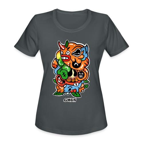 第一first - Women's Moisture Wicking Performance T-Shirt