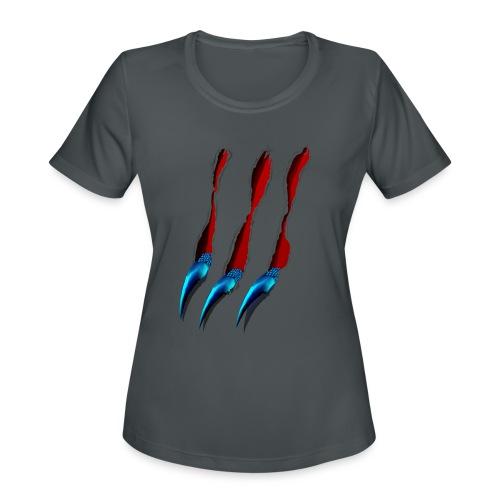 My Personal Dragon - Women's Moisture Wicking Performance T-Shirt