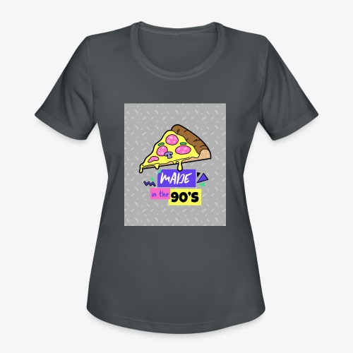 Made In The 90's - Women's Moisture Wicking Performance T-Shirt