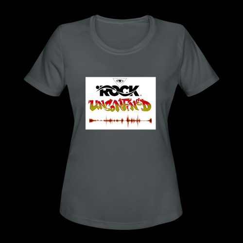 Eye Rock Unconfined - Women's Moisture Wicking Performance T-Shirt