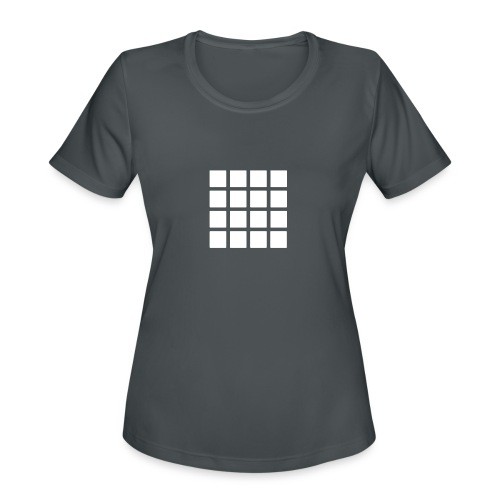 Drum Pads - Women's Moisture Wicking Performance T-Shirt