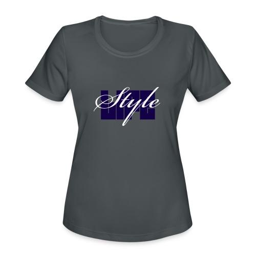 Style Life - Women's Moisture Wicking Performance T-Shirt