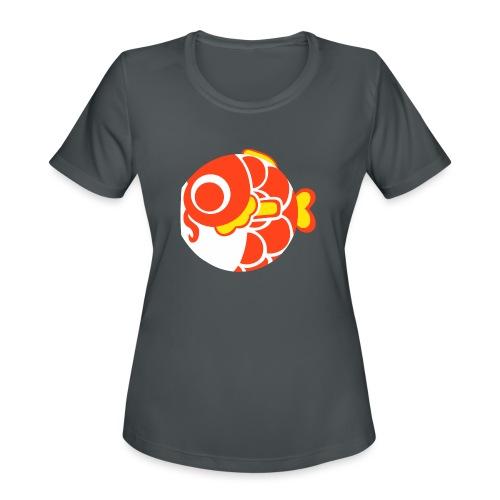 KOI - Women's Moisture Wicking Performance T-Shirt
