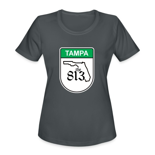 Tampa Toll - Women's Moisture Wicking Performance T-Shirt