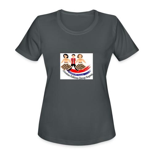 kolo logo ver2 - Women's Moisture Wicking Performance T-Shirt