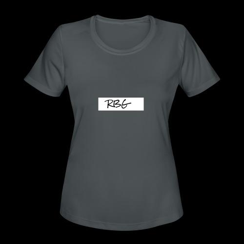 RBG - Women's Moisture Wicking Performance T-Shirt