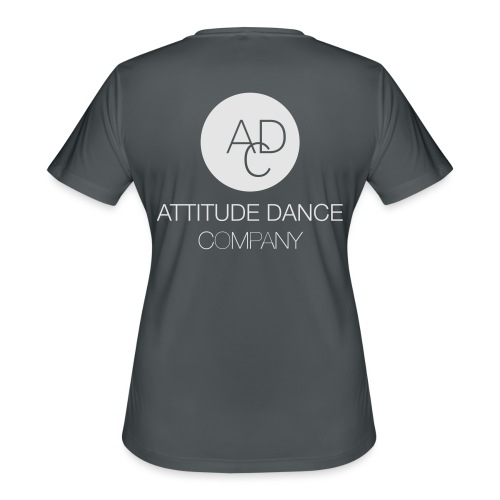 ADC Logo - Women's Moisture Wicking Performance T-Shirt