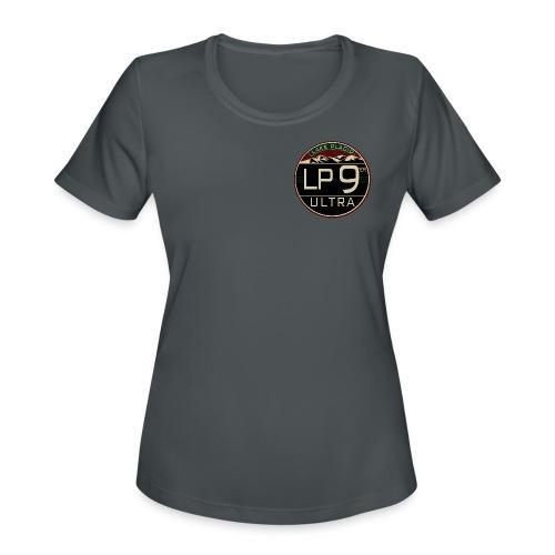 LP9 Ultra - Women's Moisture Wicking Performance T-Shirt