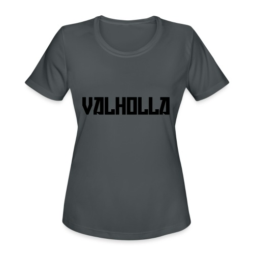 valholla futureprint - Women's Moisture Wicking Performance T-Shirt