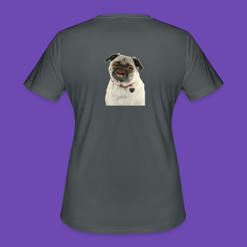 Good times goodbye good boy. - Women's Moisture Wicking Performance T-Shirt