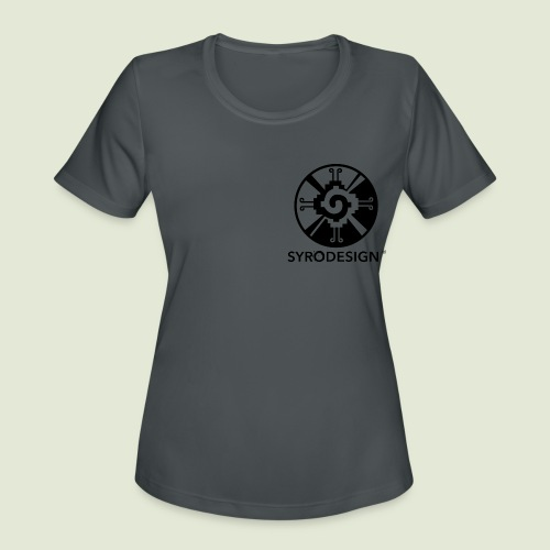 4 Accords Toltèques - Women's Moisture Wicking Performance T-Shirt