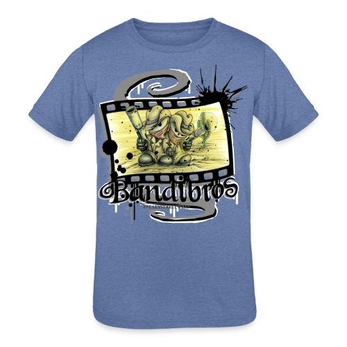 Bandibros II - Kids' Tri-Blend T-Shirt