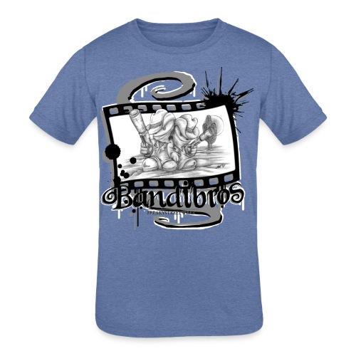 Bandibros I - Kids' Tri-Blend T-Shirt
