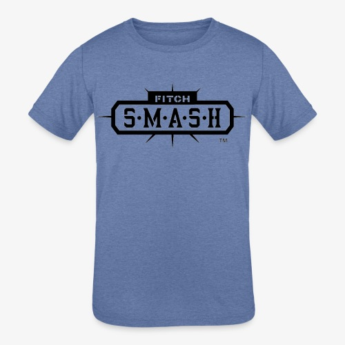 Fitch SMASH LLC. Official Trade Mark 2 - Kids' Tri-Blend T-Shirt
