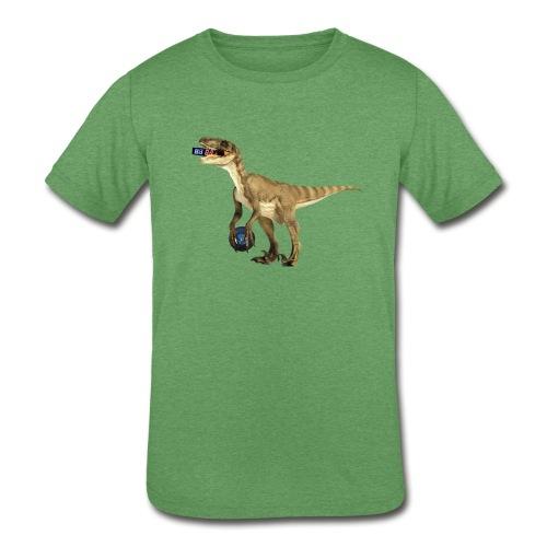 amraptor - Kids' Tri-Blend T-Shirt