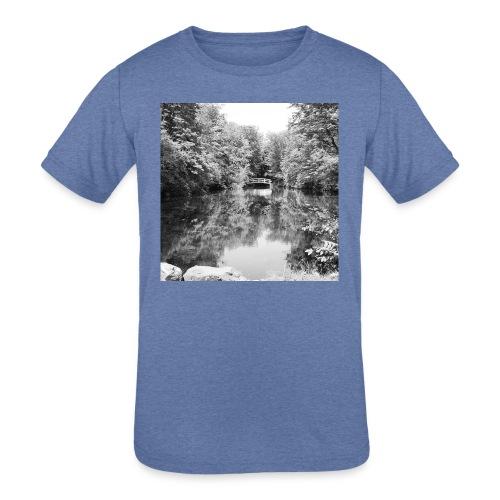 Lone - Kids' Tri-Blend T-Shirt