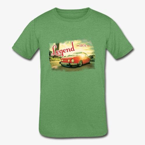 Legend 100R - Kids' Tri-Blend T-Shirt
