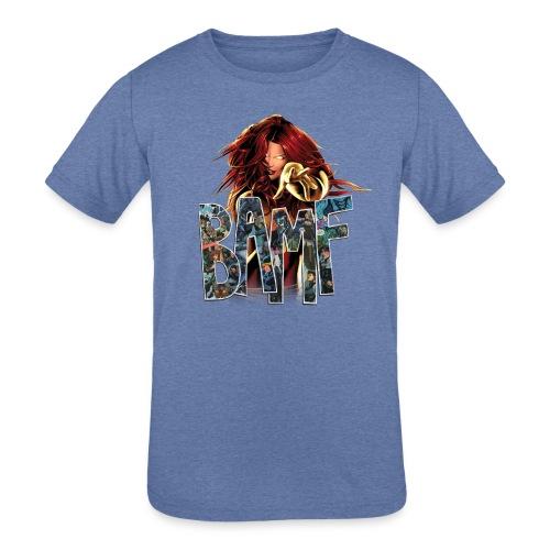 phoenix png - Kids' Tri-Blend T-Shirt