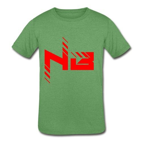 NB Awesomeness 2.0 - Kids' Tri-Blend T-Shirt