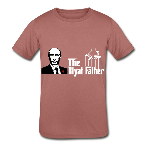 The Blyat Father - Kids' Tri-Blend T-Shirt