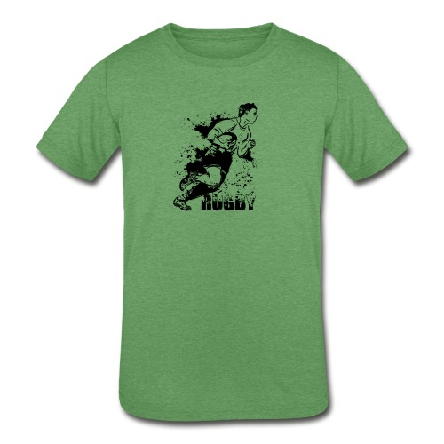 Just Rugby - Kids' Tri-Blend T-Shirt