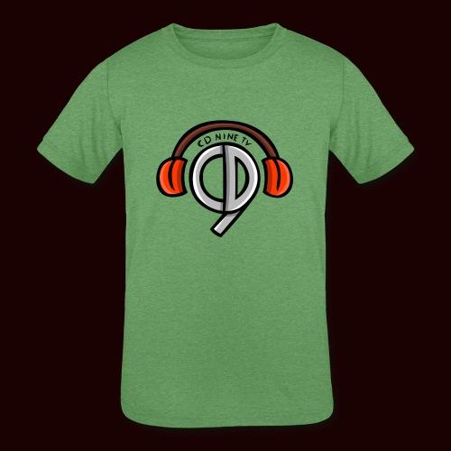 CDNine-TV - Kids' Tri-Blend T-Shirt