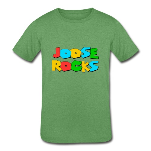Super Joose Rocks - Kids' Tri-Blend T-Shirt