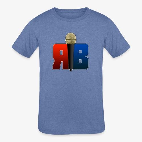 RubikBBX Logo - Kids' Tri-Blend T-Shirt