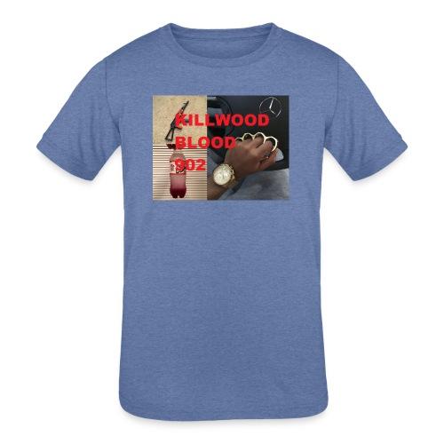 Killwood Blood 902 - Kids' Tri-Blend T-Shirt