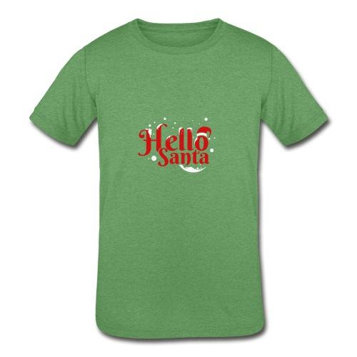 d14 - Kids' Tri-Blend T-Shirt