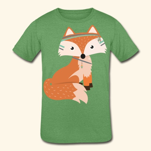 Felix Fox - Kids' Tri-Blend T-Shirt