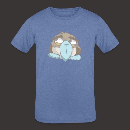 Cute Boobie Bird - Kids' Tri-Blend T-Shirt