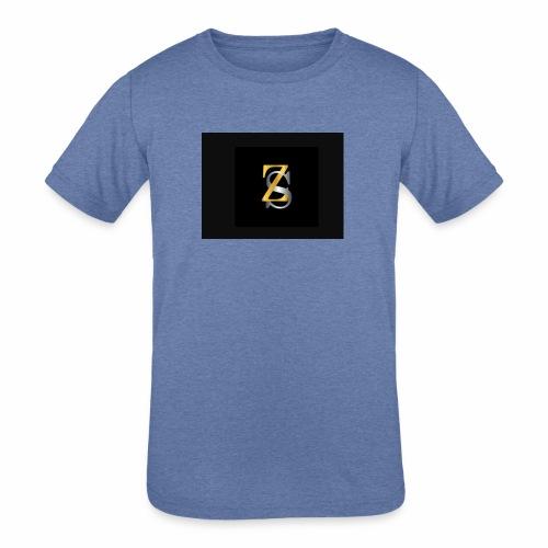 ZS - Kids' Tri-Blend T-Shirt