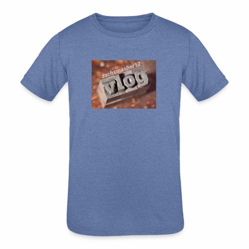 Vlog - Kids' Tri-Blend T-Shirt