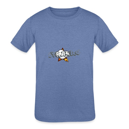 strugle - Kids' Tri-Blend T-Shirt