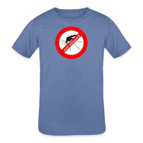 Mosquito - Kids' Tri-Blend T-Shirt