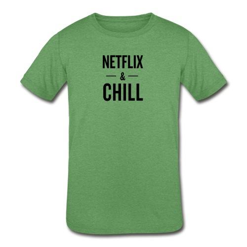 Netflix - Kids' Tri-Blend T-Shirt