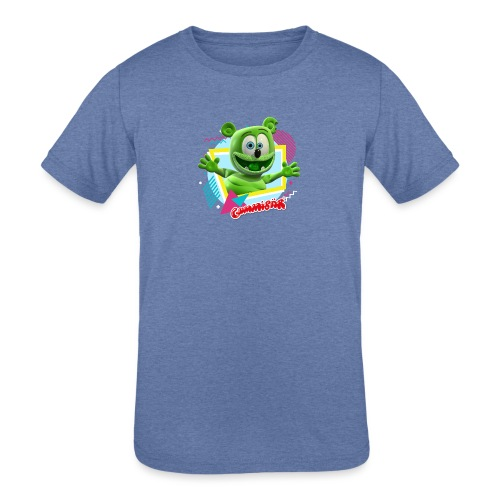 Shapes & Colors - Kids' Tri-Blend T-Shirt