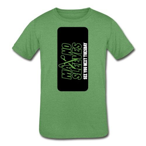 syntiphone5 - Kids' Tri-Blend T-Shirt