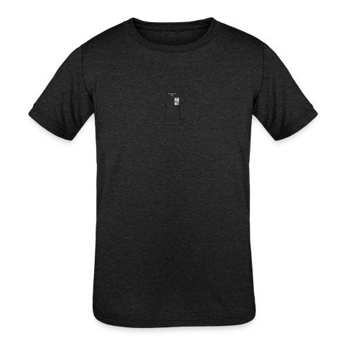 1 width 280 height 280 - Kids' Tri-Blend T-Shirt