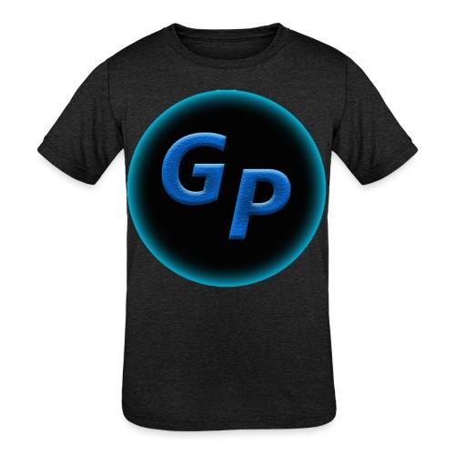 Large Logo Without Panther - Kids' Tri-Blend T-Shirt
