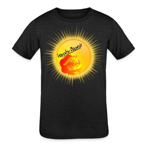 LoyaltyBoardsNewLogo 10000 - Kids' Tri-Blend T-Shirt