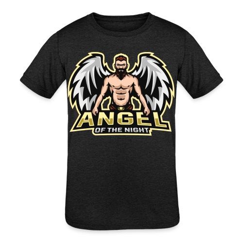 AngeloftheNight091 T-Shirt - Kids' Tri-Blend T-Shirt