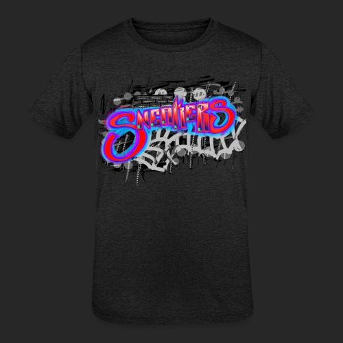 Sneakers Graffiti - Kids' Tri-Blend T-Shirt