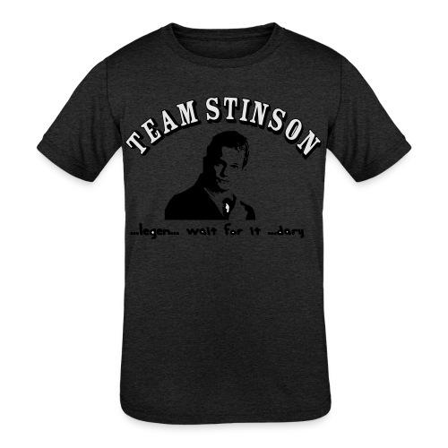 3134862_13873489_team_stinson_orig - Kids' Tri-Blend T-Shirt