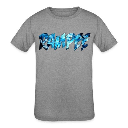 Blue Ice - Kids' Tri-Blend T-Shirt