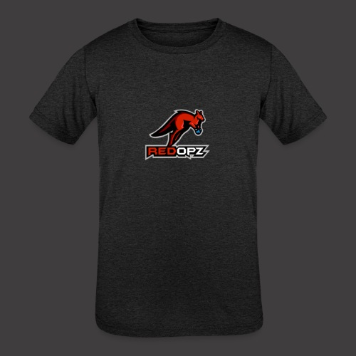 RedOpz Basic - Kids' Tri-Blend T-Shirt
